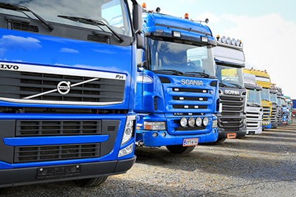 commercial vehicle MOT